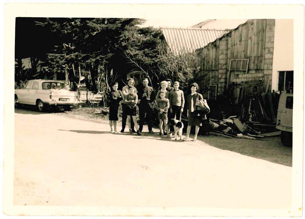 Histoire depuis 1931 établissement Durand à Carnac