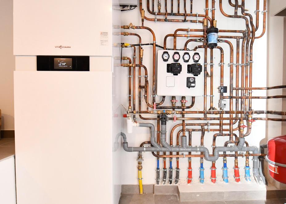 Installation de chaudière à gaz à Carnac et Quiberon