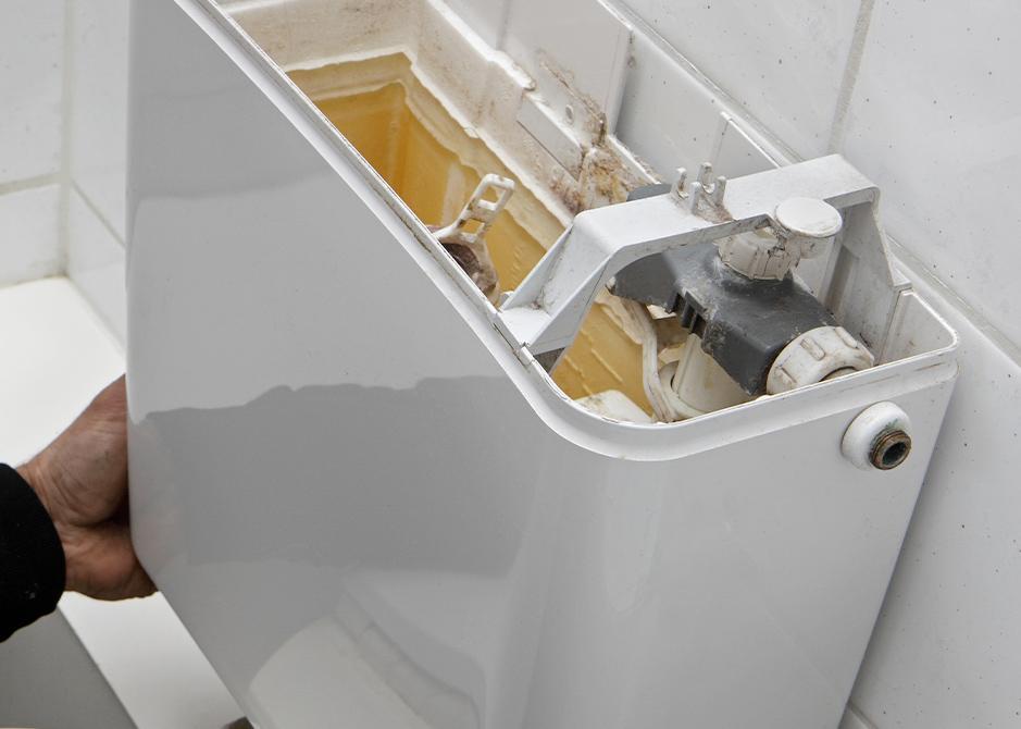 Mécanisme de WC
