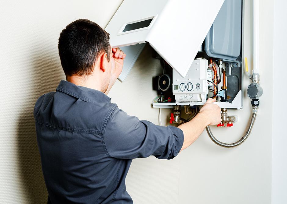 Installation et maintenance de chaudière