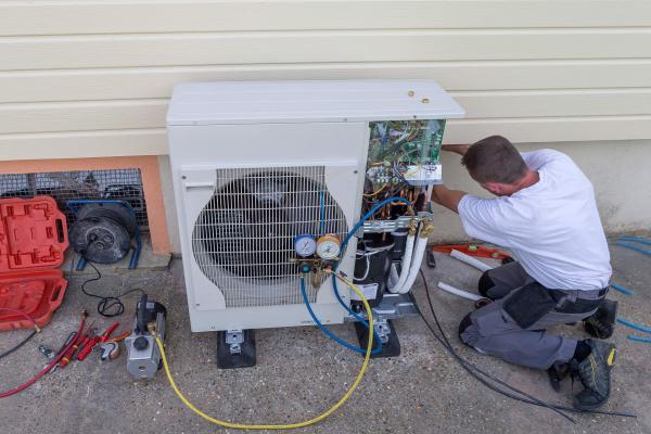 Installation de pompe à chaleur à Carnac