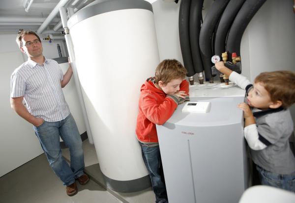 Installation de pompe à chaleur à Quiberon