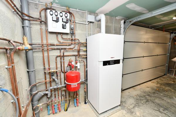 Entretien et maintenance chaudière à gaz à Quiberon