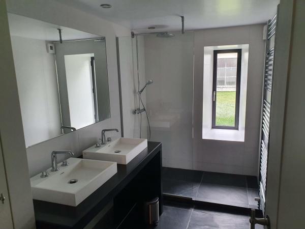 Rénovation salle de bain près de la Trinité sur mer