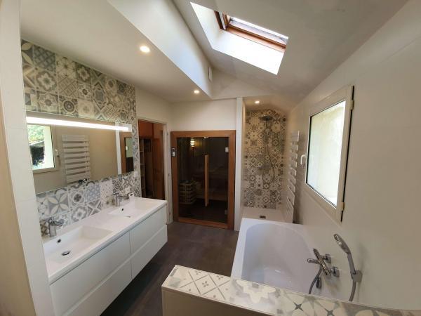Rénovation salle de bain près de Quiberon