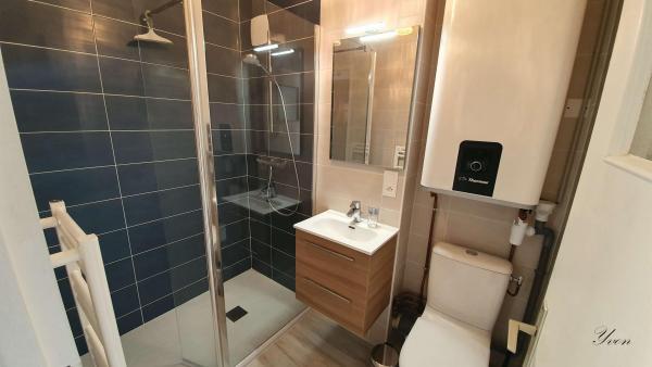 Rénovation salle de bain près de Ploemel